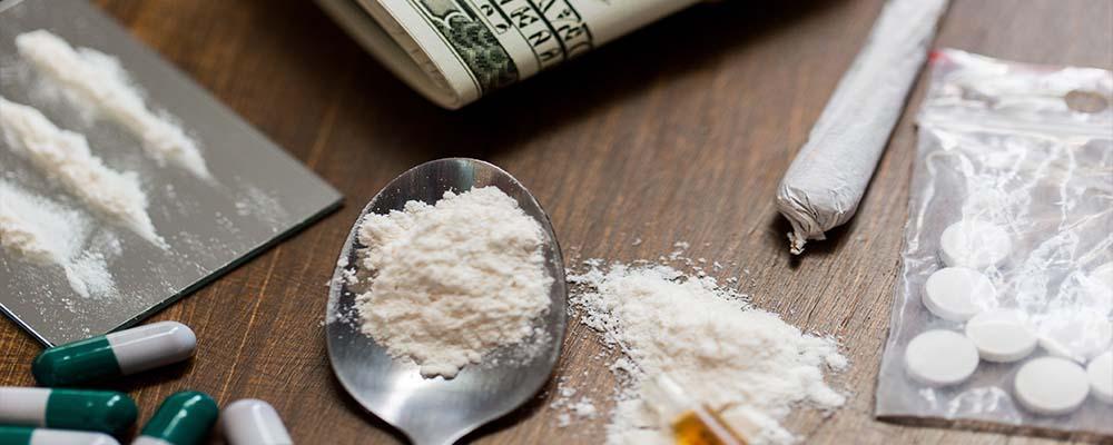 Drug Offense Attorney